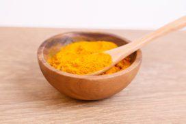有機紅薑黃
