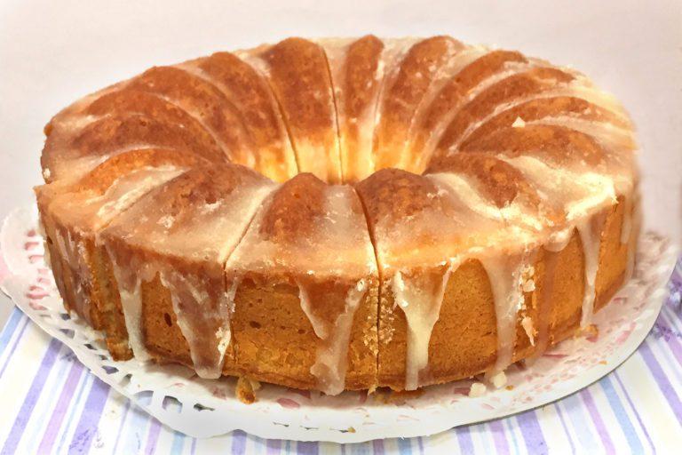 簡單製作香檬磅蛋糕,吃完讓你變得萌又棒!